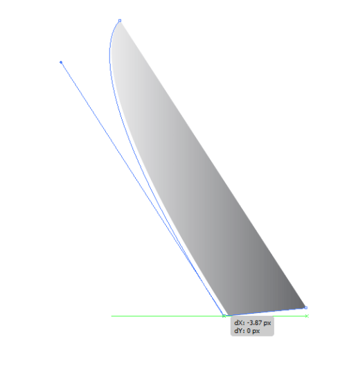 T81 03 - Creating your Very Own Knife Vector Icon in Illustrator