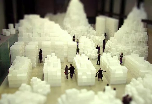 box tiltshift photo - 30+ Awesome Examples of Tilt-Shift Photography