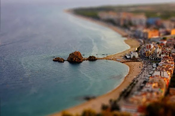tilt shift photography - 30+ Awesome Examples of Tilt-Shift Photography