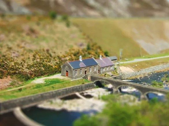 tiltshift station - 30+ Awesome Examples of Tilt-Shift Photography