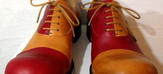 ヒラキヒミ。オーダー靴の例