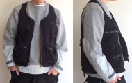 HUNTISH VEST COMFY OUTDOOR GARMENT