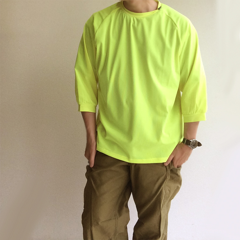 DRY INNER TEE COMFY OUTDOOR GARMENT