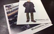 WORKERS2020年秋冬カタログ