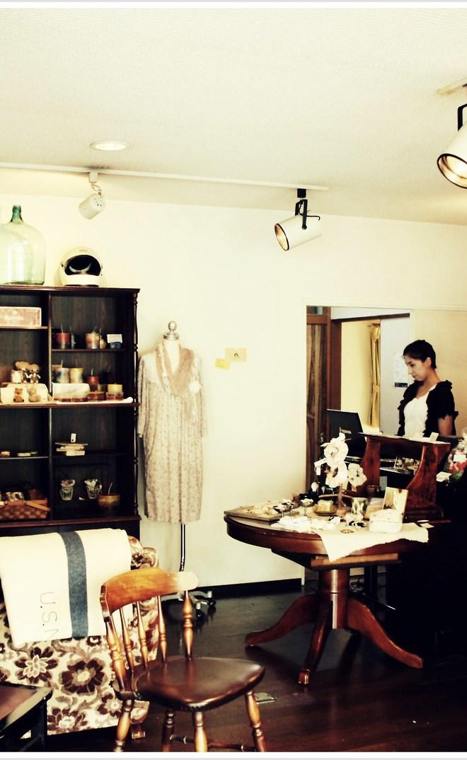 2011年のマメチコ店内