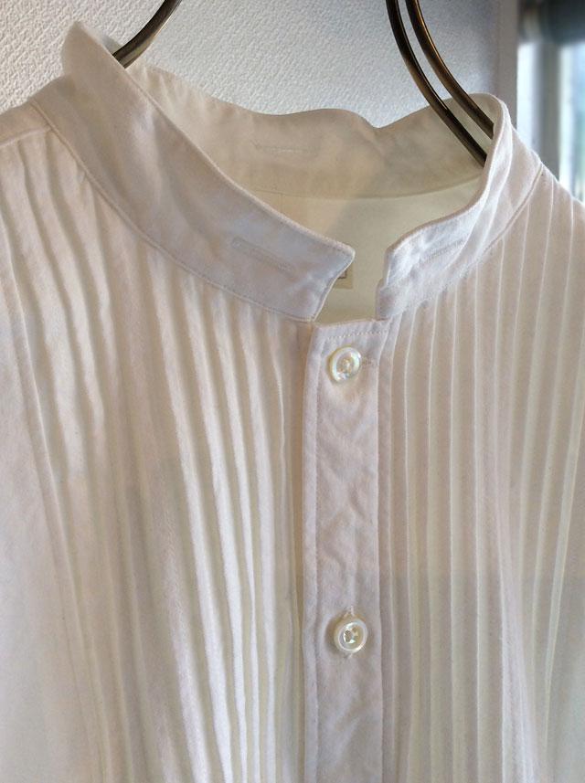 classic detachablecollar shirt