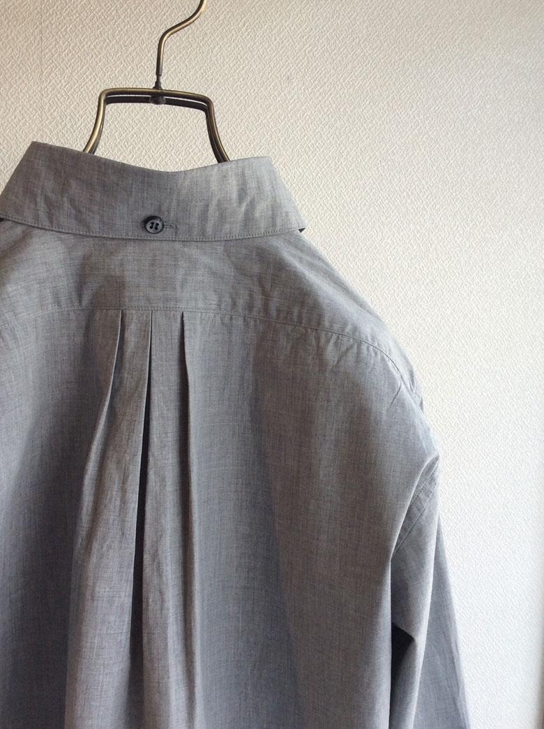 DA roundcollar b.d. shirt DjangoAtour