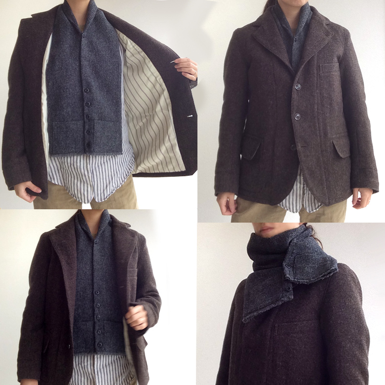 tweed button-muffler djangoatour