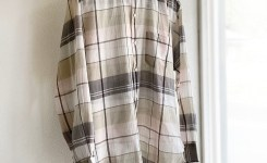 Regular Collar Shirt BIG PLAID KAPTAIN SUNSHINE