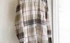 Regular Collar Shirt BIG PLAID KAPTAIN SUNSHINE