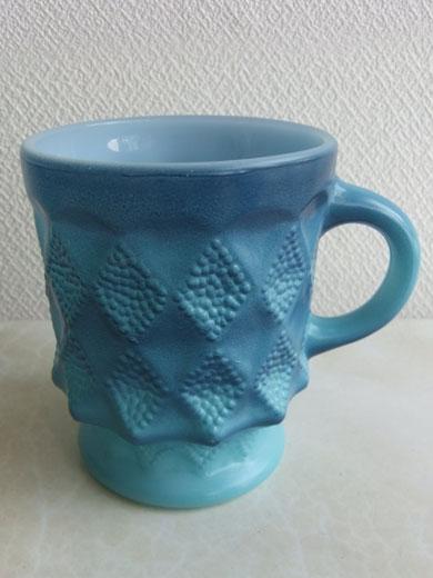 キンバリーマグ 青