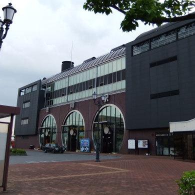 真岡鉄道 真岡駅