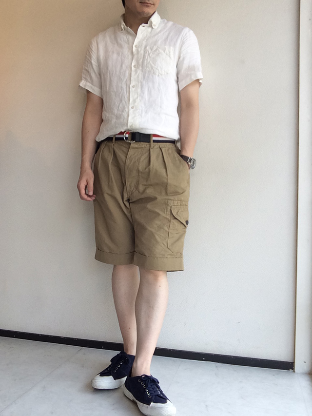 グルカショーツ Ghruka Shorts Workers