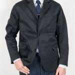 Lounge Jacket Navy Chino