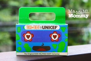 Trick or Treat for UNICEF 2015