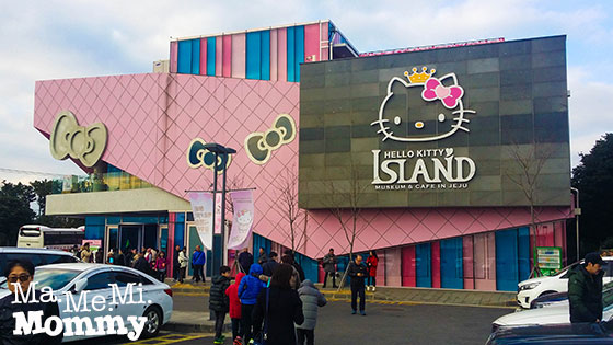 Hello Kitty Island in Jeju