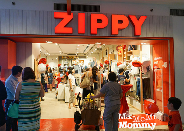 Zippy, Fashion for Kids
