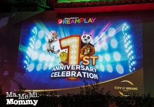 DreamPlay First Anniversary Celebration