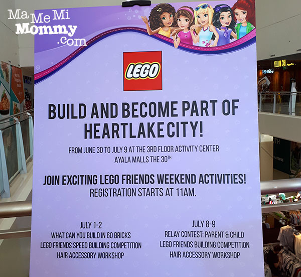 LEGO Friends, Because LEGO is for Girls too! | Ma Me Mi Mommy