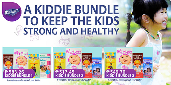 Hey Mom! Kiddie Bundles