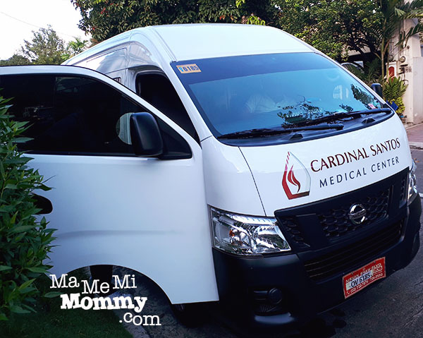 Review - Cardinal on Wheels Home Service Laboratory