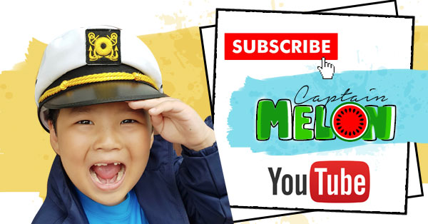 Captain Melon YouTube