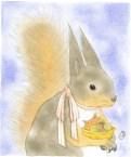 森の仲間シリーズ「リス」