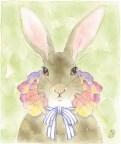 森の仲間シリーズ「ノウサギ」