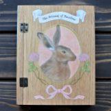 虹いろの絵本 ウサギ