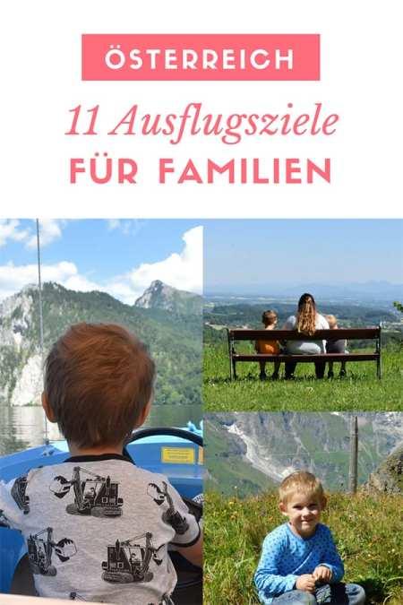 Oberösterreich mit Kindern – 11 Ausflugsziele für Familien