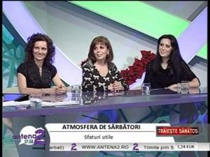 3. Decembrie_emisiunea Traieste sanatos