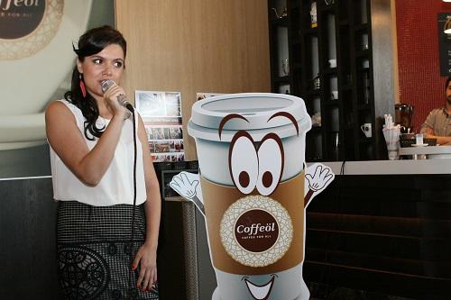 Gabriela Maalouf, despre cafeaua eliberatoare