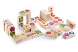 Cinci motive pentru a alege jucariile din lemn pentru bebelusi si copii