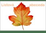 Listová abeceda
