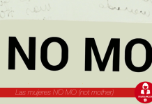las numeres no mo, nomo, not mother