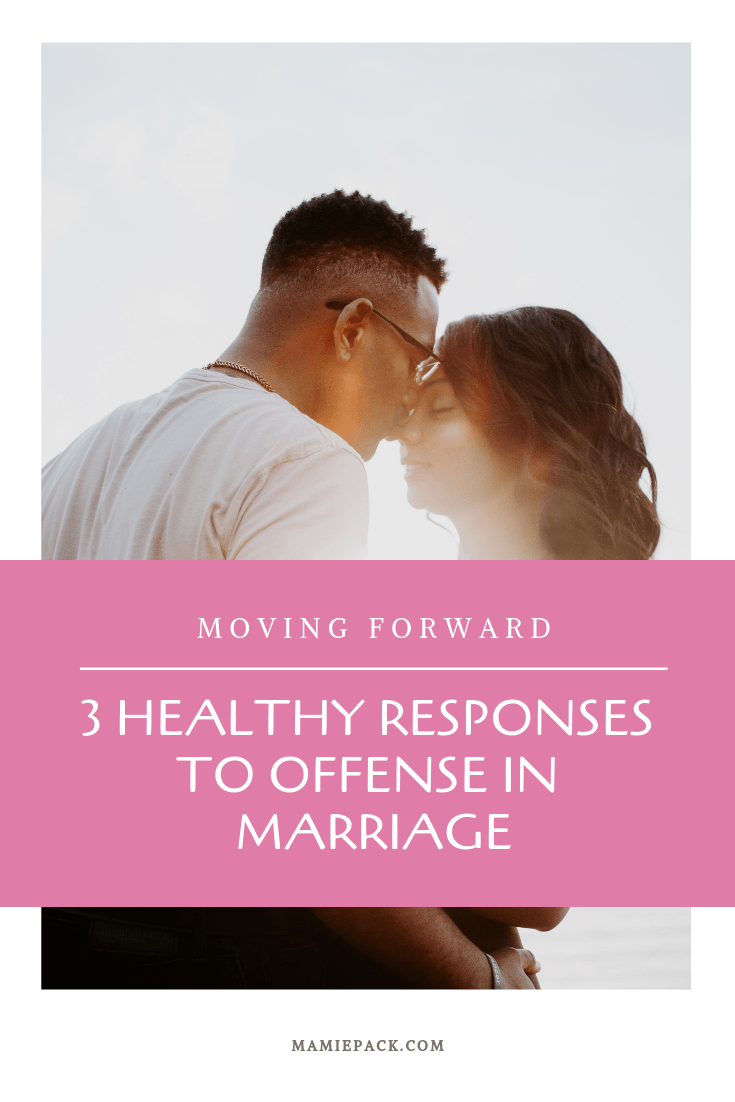 offense in marriage