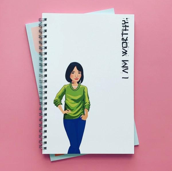 I am worthy journal
