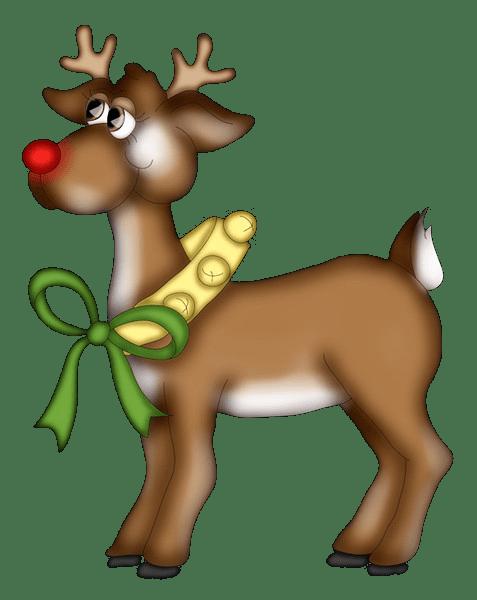 FETE: NOEL animaux de noël