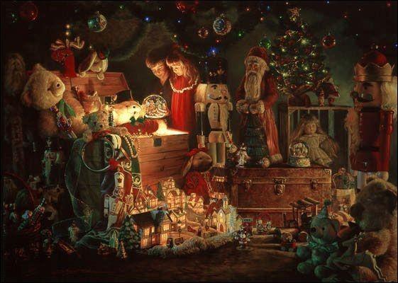 fêtes : NOEL belles images