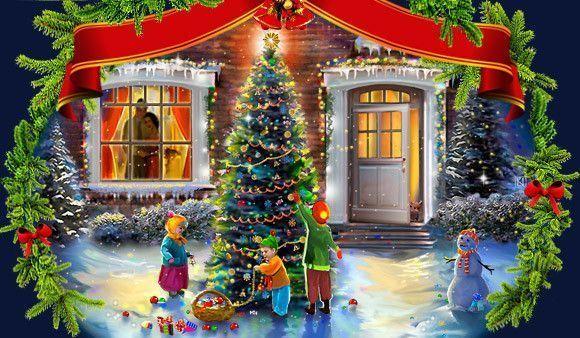 fêtes :NOEL belles images