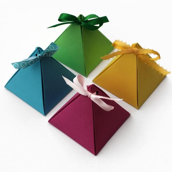 Cajitas de regalo para un toque elegante
