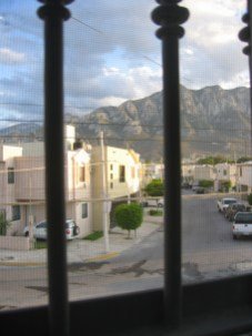 Con vista a la Huasteca
