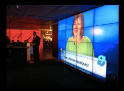 Upfront de la cadena de televisión Vme en Nueva York, en mayo del 2011.