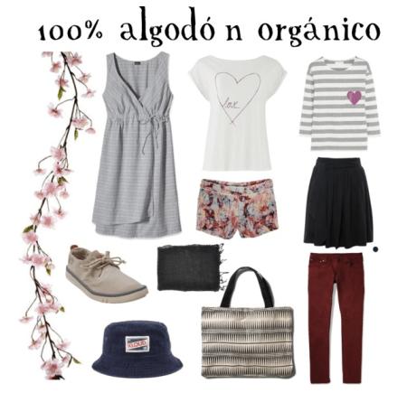 Polyvore / 100% algodón orgánico