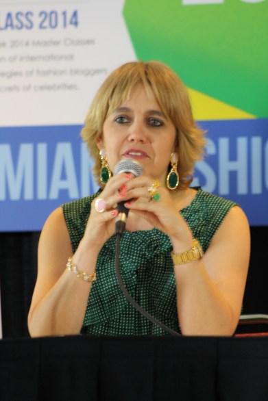 Rosa Tous en la Miami Fashion Week