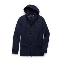 Nylon Toggle Coat