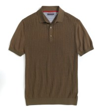 Travor Knit Polo