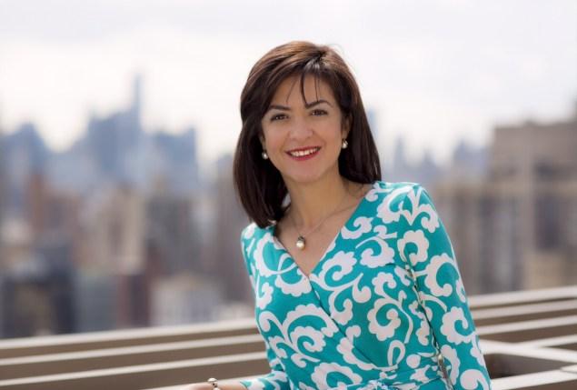 Martha Herrera, especialista en diseño de imagen.
