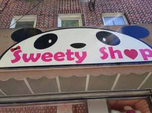 Primera parada de la Octava: Sweety Shop.