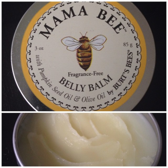 Mama Bee Belly Balm